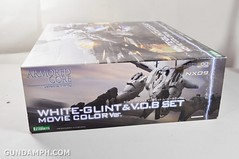 Kotobukiya White Glint & V.O.B Movie Color Version Unboxing Review (5)