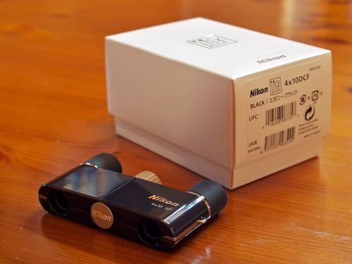 Nikon 遊 4x10DCF 10º