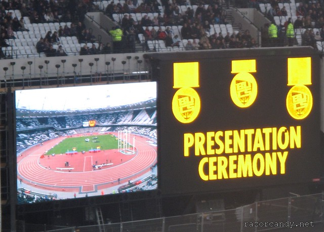 Olympics Stadium - 5th May, 2012 (12)