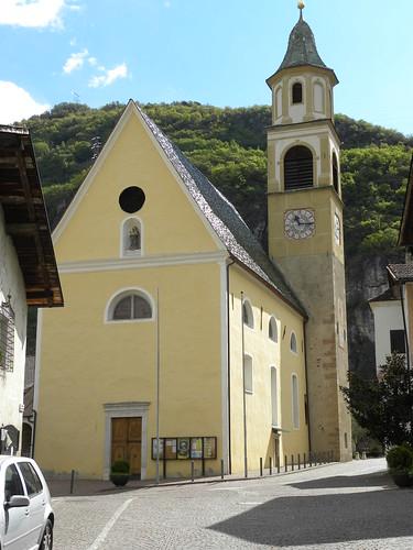 pasqua - 2012 - chiesa santa maria - ora - bolzano