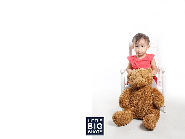 Elsa Zahra | Toddler Studio Portraiture