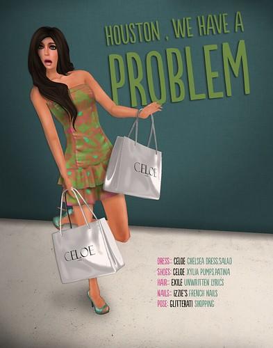 Houston, We Have A Problem! by zayra ametza