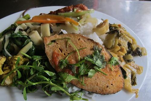 Vegetarian Vietnamese Buffet