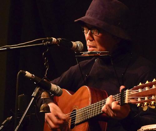 Kim Doo Soo / Steffen Basho-Junghans @ Cafe Oto 8.4.12