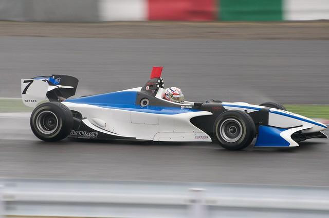 2012 Formula Nippon Round 0