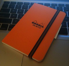 Rhodia Unlimited Notebook