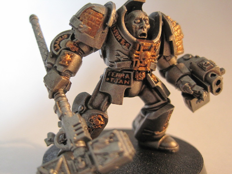 Zombie Grey Knight 3 Gold 2