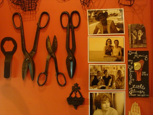 scissors & family by denise carbonell