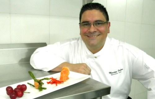 Chef Máximo Pabón