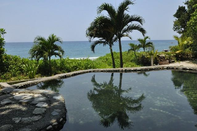 Aplaya Ortega lagoon