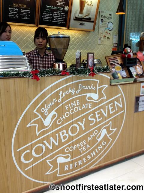 Cowboy Seven coffee