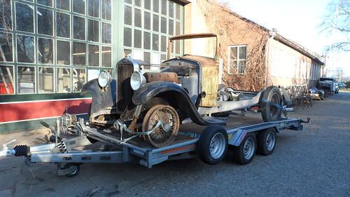 Delage DS 1931 te koop / for sale