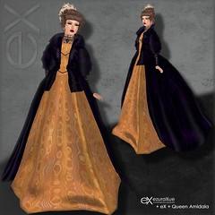 + eX + Queen Amidala