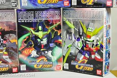 SD Gundam Wing Series Kit List (6)