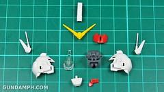 MG 1-100 Gundam HeavyArms EW Unboxing OOTB Review (22)