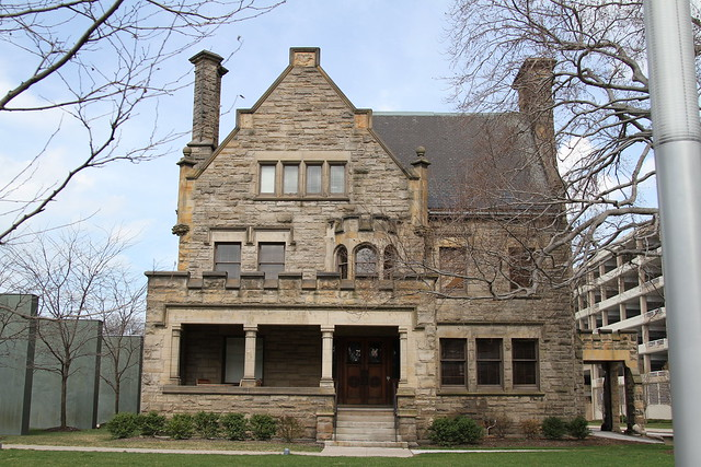 H. W. White Mansion - 8937 Euclid Ave.