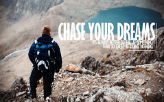 Chase your dreams by Bazzerio