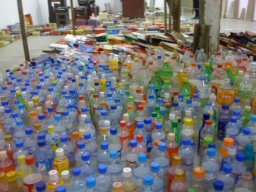 bottles at waste not