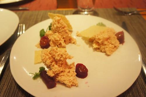 Aerated Foie