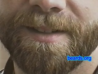Just the full beard, part one