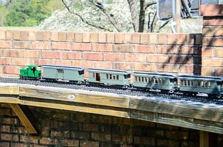 Model Steam Trains-22