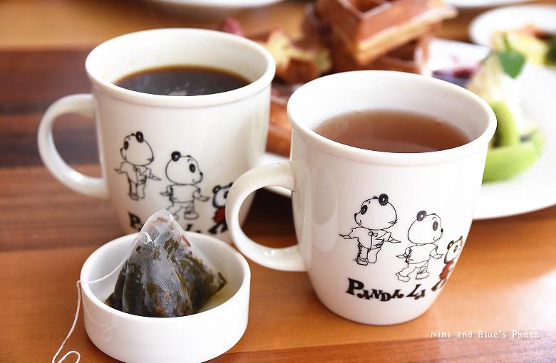 台中早午餐推薦冰滴咖啡插座餐廳胖達18