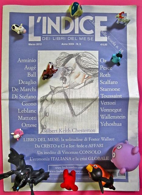 l'indice dei libri marzo 2012