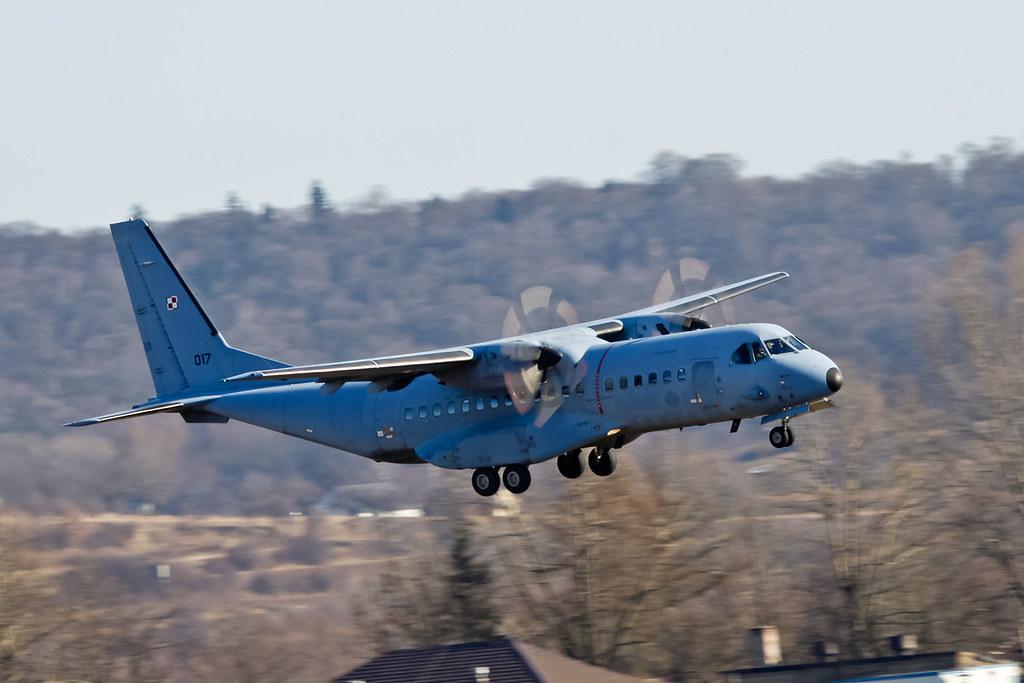 """CASA C 295M """"17"""""""