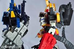 MG 1-100 Gundam HeavyArms EW Unboxing OOTB Review (127)