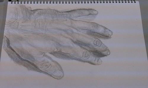 hand by KirosForsa