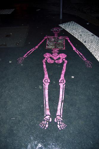 Street Skeleton