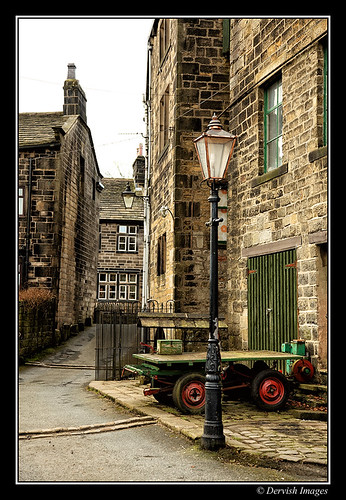 Heptonstall by Dervish Images