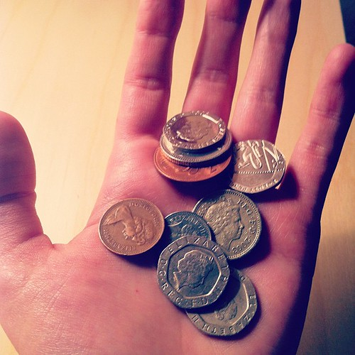 Day 28: money. #febphotoaday #photoaday