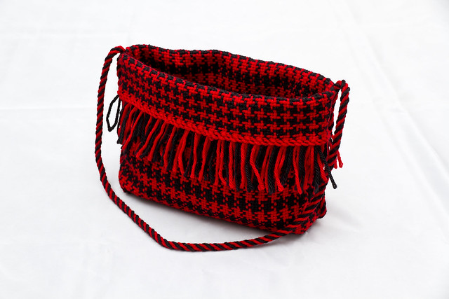 Color & Weave Bag