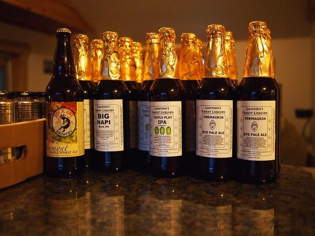 Beer Run - 4-21-12