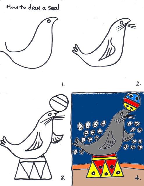 Lesson 11 Circus Seal