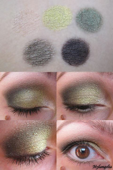 Infinity Woman Eyeshadow Palette3
