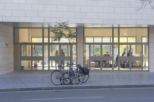 Conservatorio de Córdoba, calle Piconeros.
