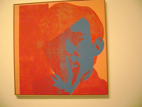 Self-Portrait - Andy Warhol