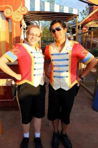 Storybook Circus costumes