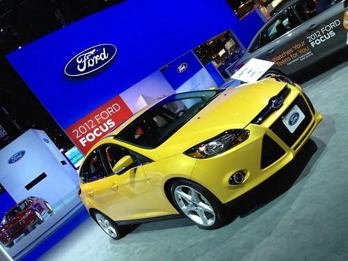 Focus yellow