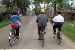Hoi An Cyclists