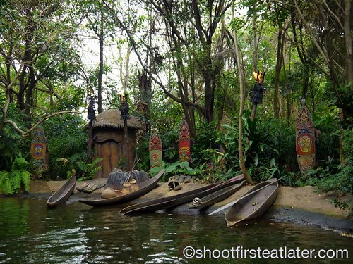 Adventureland - Jungle River Cruise-3