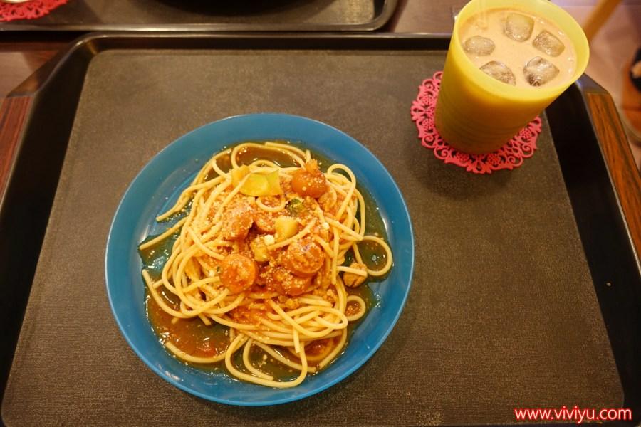 八德美食,早午餐,桃園美食,義大利麵,親子餐廳 @VIVIYU小世界