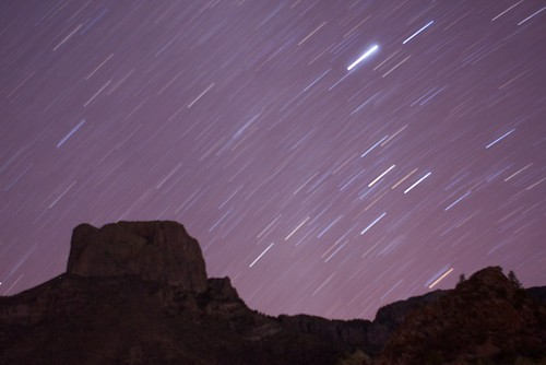 Stars at Big Bend