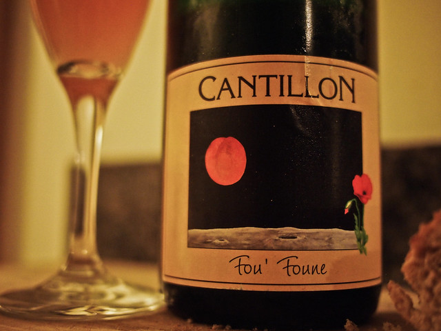 Cantillon Fou' Foune - Bottled August, 2011