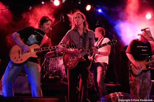 Sonny Hunt, Rory de Kievit & Leif de Leeuw (promo)