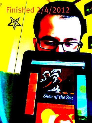 Shen of the Sea