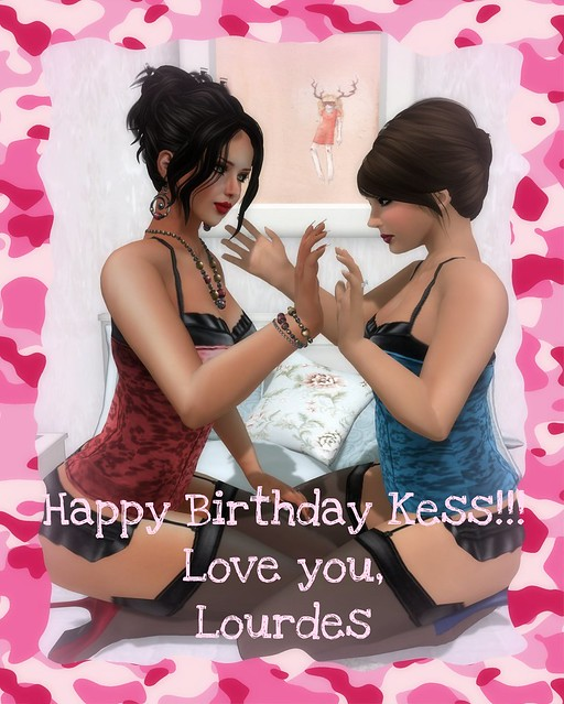 Happy Birthday Kess