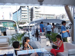 Singapore Yacht Show, One Degree 15 Marina, Sentosa Cove